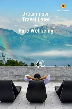 Relaxation in Switzerland Switzerland Tourism, Lucerne Switzerland, Sounds Like, Amazing Destinations, Countryside, Restoration, Relax, Around The Worlds, The Incredibles