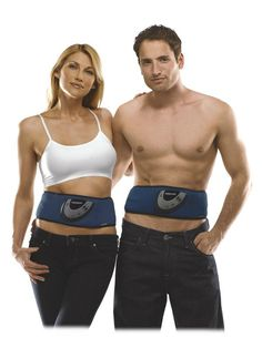 You can have a nice six pack on your stomach when you are using our belt.