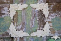 Chic Mouldings Shabby Furniture Applique Acorn Corners Decorative Onlay Trim 4 Also available on our website www.chicmouldings.com