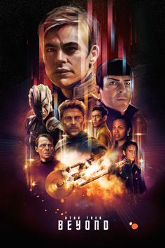 We're just a few weeks away from the premiere of the crown jewel of the 50th anniversary of Star Trek: the release of Star Trek Beyond. To celebrate both events, an online art collective called the Poster Posse did a ton of very cool Trek art, and we decided to pick out just a few of our favorites for your viewing pleasure.