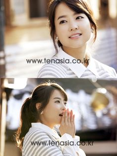 2014.02, TENASIA, Park Bo Young, Hot Blooded Youth