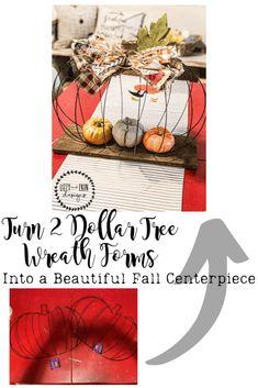 Dollar-Baum-Kürbis-Draht-Kranz-Form-Mittelstück – Best Of Lizzy and Erin Dollar Tree Pumpkins, Dollar Tree Fall, Dollar Tree Decor, Dollar Tree Crafts, Dollar Tree Store, Pumpkin Wreath, Pumpkin Crafts, Pumpkin Tree, Wire Wreath Forms