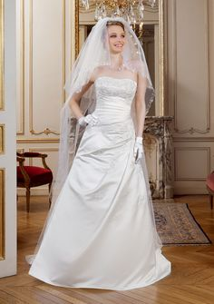 Bella Sublissima, Pimpante One Shoulder Wedding Dress, Marie, Creations, Wedding Dresses, Fashion, Costume Dress, Bridal Collection, Dress Ideas, Moon