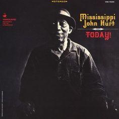 Mississippi+John+Hurt+Today!+LP+Vinil+180+Gramas+Vanguard+Pure+Pleasure+Steve+Hoffman+Pallas+2006+EU+-+Vinyl+Gourmet