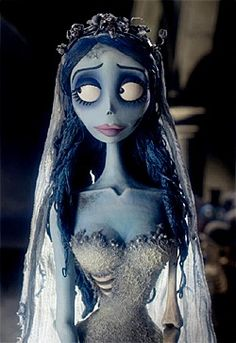 Corpse bride makeup ideas
