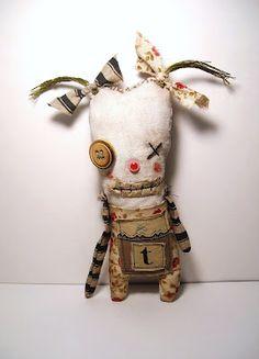 Art Doll by JunkerJane                                                                                                                                                                                 More