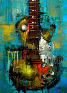 By Sergio Lazo #gallery #artist #art
