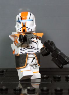 Clone Army Customs | Commando HOPE Orange