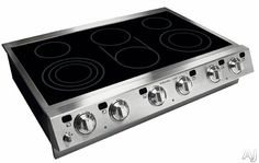 Electrolux 36 Inch Pro-Style Slide-In Electric Rangetop with 6 Flexible Elements, Bridge Element, Hot Surface Indicator Lights, Precision Set Electronic Controls, ADA Compliant and Griddle Plate Included Lowes Home, Electric Cooktop, Glass Cooktop, H & M Home, Kitchen Hardware, Home Room Design, Wall Oven, Discount Furniture, New Kitchen