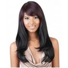 Isis Brazilian Brown Sugar 100% Remi Human Hair Mix Wig BS 104