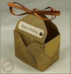 Birgit's Blog - kreatives und mehr...: Bag in the Box