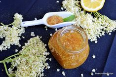 Sweets Recipes, Easy Desserts, Healthy Sweets, Refreshing Drinks, Preserves, Food And Drink, Gem, Homemade, Vegan