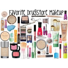 Makeup and tools along with two tanning products and some nail polish... All are great products!!