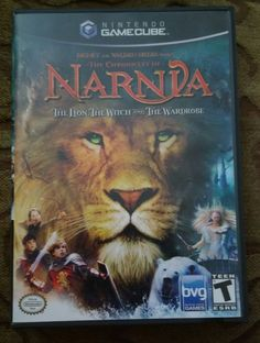 Chronicles of Narnia: The Lion, the Witch, and the Wardrobe (Nintendo GameCube, | Video Games & Consoles, Video Games | eBay!