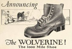 Wolverine is paying homage to its more than 125-year history with a new made in the USA work boot, the men's Northman.  Hand-crafted by the hard working men and women in Wolverine's Big Rapids, Mich. factory, the boots combine time-tested construction methods and performance technologies for premium work boots that are built to perform and last.