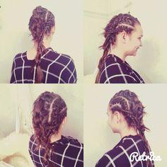 Self made Self, Dreadlocks, Hair Styles, Beauty, Beleza, Dreads, Hair Looks, Cosmetology, Hair Cuts