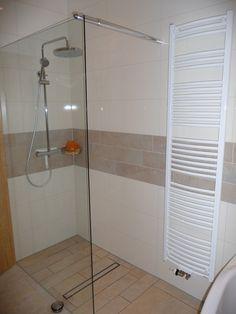 geflieste dusche estrich bodengleiche dusche fliesen oder wanne pictures to pin on - Italienische Dusche Fliesen