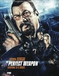 The Perfect Weapon (Blu-ray) Temporary cover art
