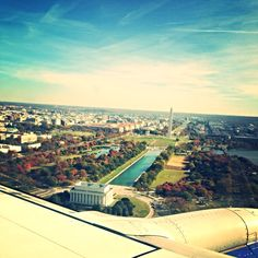 Incredible weekend serving & leading at FBC Alexandria, VA!  What a healthy, vibrant and kind-hearted Church. Thank you for having us!!! #YourKingdomCome Cool view of our nation's Capital from the air!