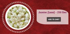 Want to fulfill your prayers with flowers? Purchase fresh Jasmine Flowers (Loose) online at ‪#‎BringHomeFestival‬ and make your worship more divine. ‪#‎AddToCart‬ Now and grab the special offer! Hurry Up!l
