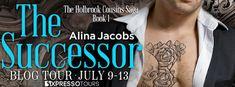 Mes Livres: The Successor (#1 Holbrook Cousin's Saga) Alina Ja...