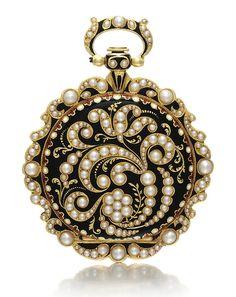 Pocket Watch 1840 Sotheby's