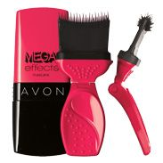 Avon's new make-up collection This is a fantastic mascara