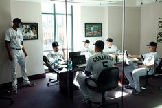 """Fan Fantasy Draft"" (2012): Rockies players draft fans for their fantasy team."