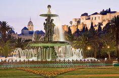 Un lugar precioso de #Málaga