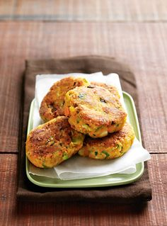 Vegetarian Rissoles! Try this veggie treat for your family meal. #vegetarian #Woolworths #recipe http://woolworths.com.au/wps/wcm/connect/Website/Woolworths/FreshFoodIdeas/Recipes/Recipes-Content/VegetarianRissoles