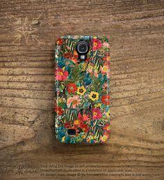 Samsung Galaxy note 2 case Floral samsung galaxy s4 by TonCase, $25.99