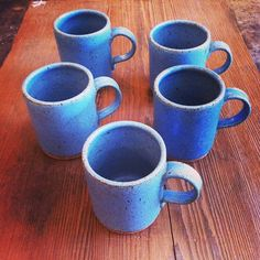 New delivery of @Kathy Chan Nichols Comeaux mugs!   (at Platform)