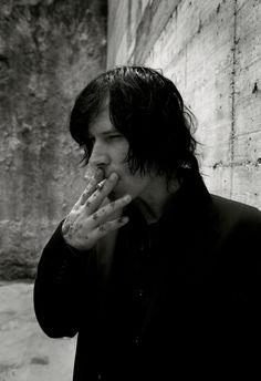 Mark Lanegan by Alessio Pizzicanella