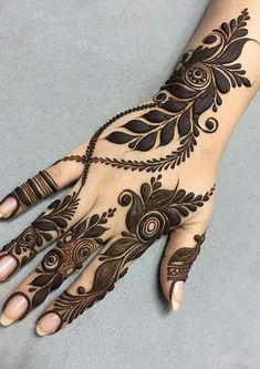 Design Discover Modern Henna Designs Mehndi Designs For Girls Stylish Mehndi Designs Wedding Mehndi Designs Latest Mehndi Designs Beautiful Henna Designs Pakistani Henna Designs Dulhan Mehndi Designs Henna Mehndi Mehandi Designs, Khafif Mehndi Design, Mehndi Designs Feet, Mehndi Designs 2018, Mehndi Style, Mehndi Designs For Girls, Mehndi Design Photos, Indian Mehndi Designs, Modern Henna Designs