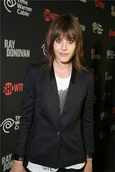 katherine moenning street style | Katherine Moennig trabaja en la serie Ray Donovan -- Mujerhoy.com --