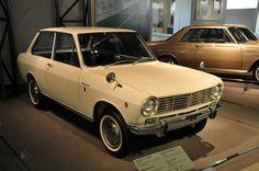 Datsun Sunny B10 type 1966