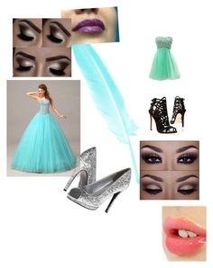 """Which one would you wear to prom?"" by ggfashionlover ❤ liked on Polyvore"