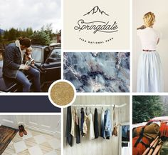 Moodboard | Curated by Breanna Rose