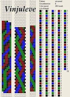 Die 114 Besten Bilder Von Häkelketten 6 Bead Crochet Patterns