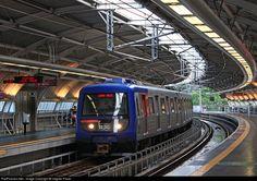 São Paulo metro, Brazil