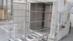 PTFE curing oven