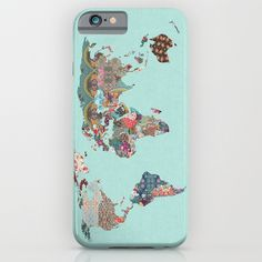 Louis Armstrong Told Us So case by Bianca Green via @stylelist