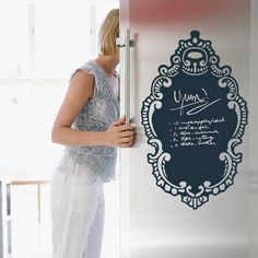 Decals-Jack and Jill Boutique-Rococo Chalkboard Wall Decals