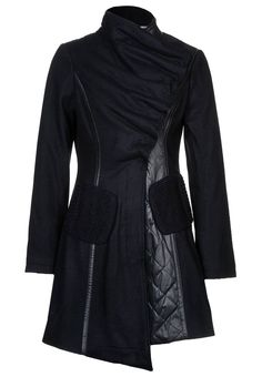 KIZZ MET - wool coat