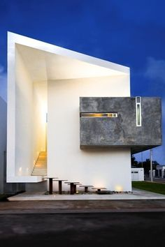 Ultra modern architecture |