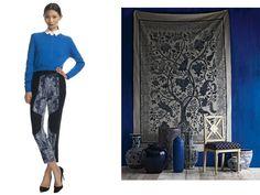M'ODA 'OPERANDI - Peter Som Resort 2013 and Elle Decor