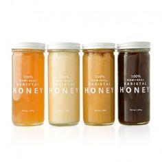 Bee Raw Buckwheat Honey