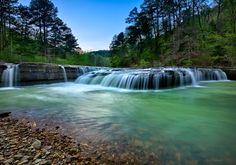 ozark mountains   Haw Creek Falls in north central Arkansas ozark mountains