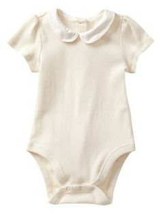 Paddington Bear™ for babyGap Peter Pan ribbed bodysuit | Gap