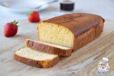 Koolhydraatarme vanillecake Sugar Free Recipes, Low Carb Recipes, Beignets, Keto Snacks, Healthy Snacks, Go For It, Super Healthy Recipes, Gluten Free Cookies, Keto Bread